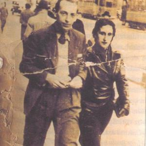 francisco miguel e sira en madrid 1934