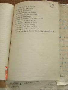 Poesía a France García, 'el de la logia'_ Causa 366-37, c